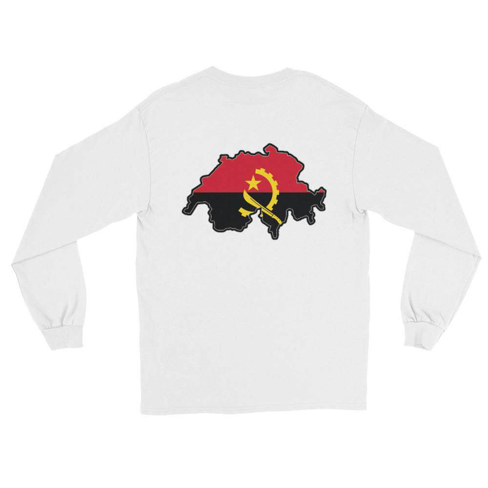 Swiss Angola Long T-Shirt