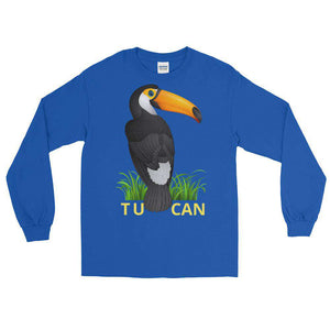 Tucan Long Sleeve T-Shirt - HCWP