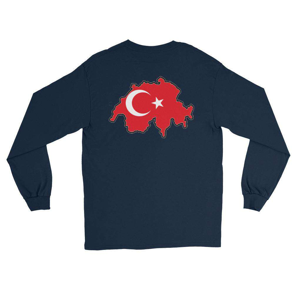 Swiss Turkey Long T-Shirt