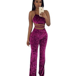 Mrs. Violetta Two Piece Set - HCWP