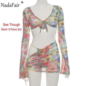 Nadafair Set and Dress - HCWP