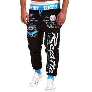 Street Fashion Men Sweatpants
