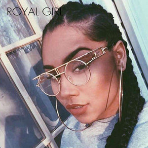 ROYAL GIRL Steampunk Sunglasses Designer