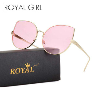 ROYAL GIRL Pink Panther Glasses