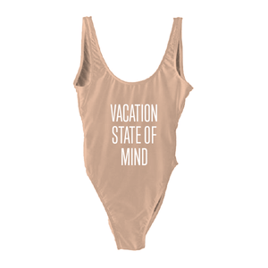 Vacation State Of Mind One Piece