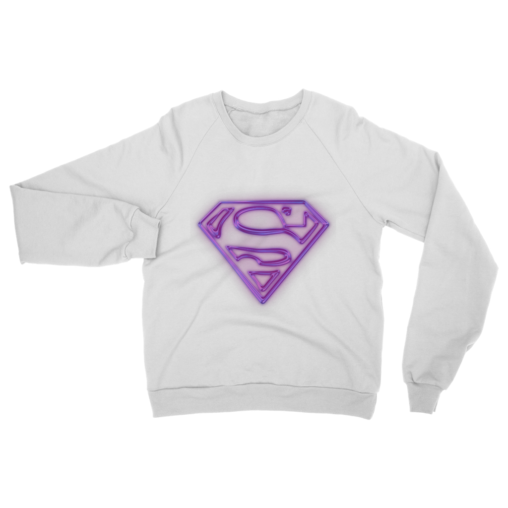 Super Ultra Heavy Blend Crew Neck Sweatshirt