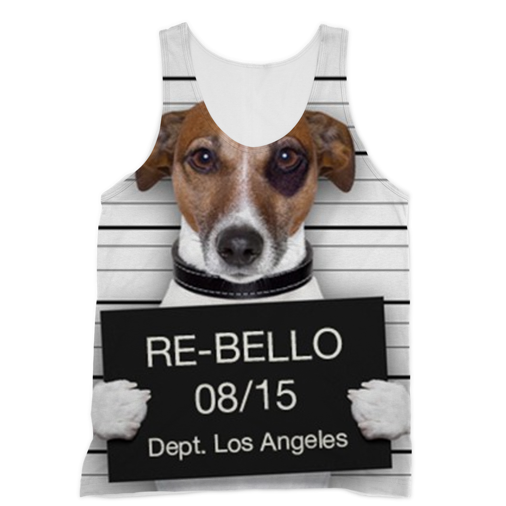 Re-Bello Tank Top - HCWP