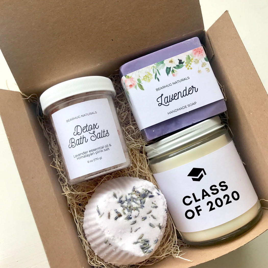 College Graduation Gift for her, Gift for Daughter, College Care Package, University Graduation Gift For Her, Class of 2020 Gift