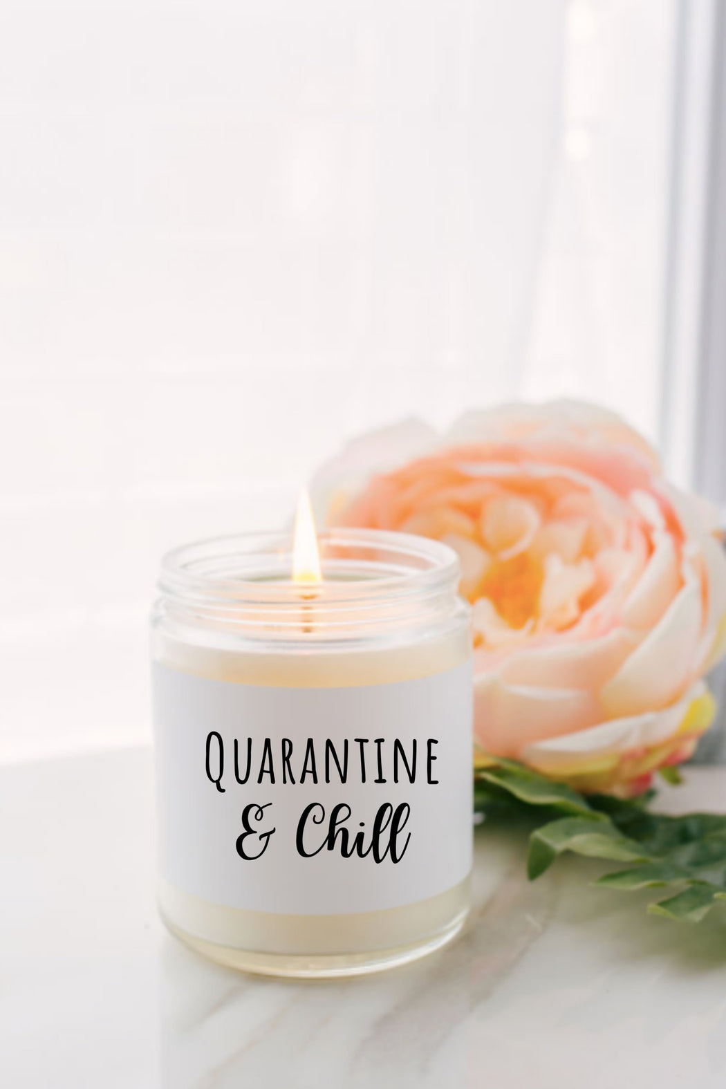 Quarantine and Chill gift box for her,  Girlfriend Gift, Best friend gift, Long distance relationship, Quarantine Gift