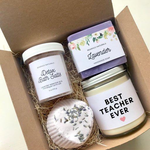 Best Teacher Ever Gift Set, Thank You Gift, End of Year Teacher's gift,  Teacher Appreciation, Teacher Gift, Gift for teachers