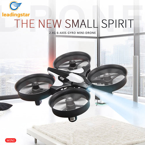 LeadingStar Mini Drone H36 RC Quadcopter