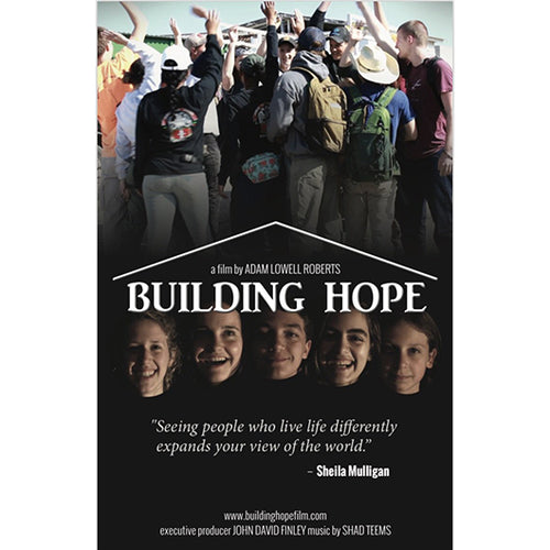 PM Building Hope Movie Poster