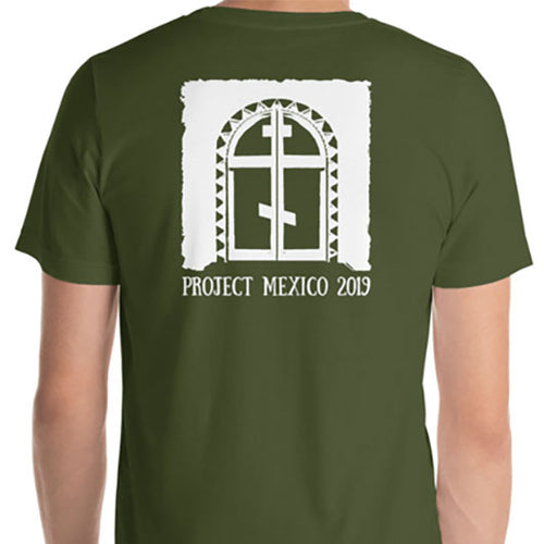 Official Project Mexico HomeBuilding 2019 T-Shirt