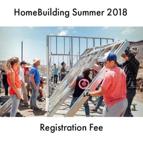HB Summer 2018 Registration Fee