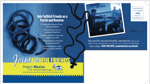 PM Faithful Friends Card