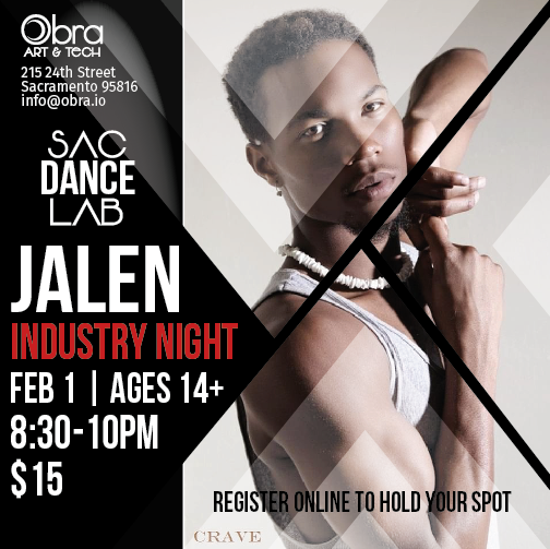 INDUSTRY NIGHT FEB 1 - JALEN