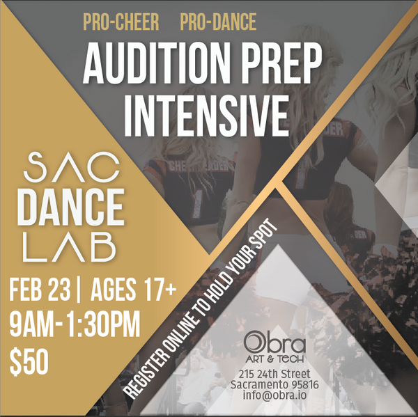 AUDITION PREP INTENSIVE FEB 23