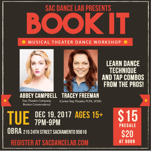 BOOK IT - Musical Theater Dance Workshop