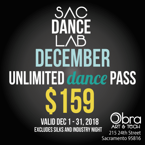 Unlimited Dance Pass - DEC