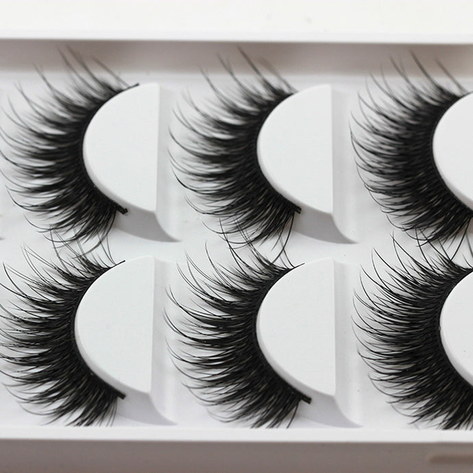 Lux Full Strip Eyelashes / Lux Pestañas Postizas Corridas