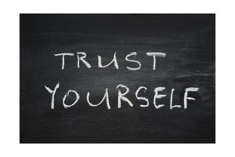 Leaning Into Trust : What Your Intuition Is Telling You
