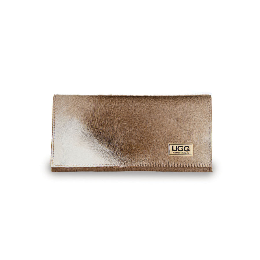 Calf Travel Wallet