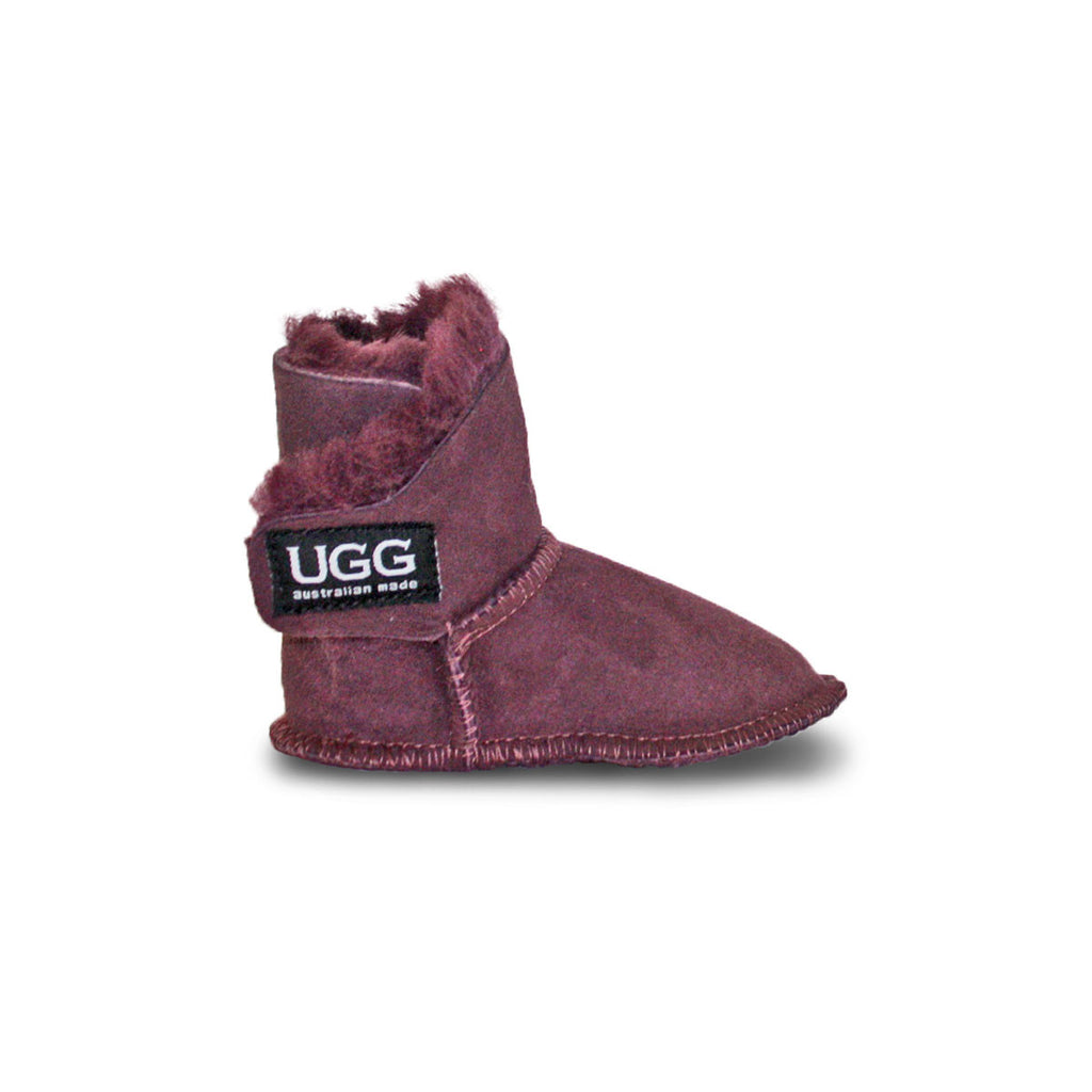 Baby Sheepskin UGG Boots in Natural