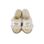 Fluffy Bride Slides