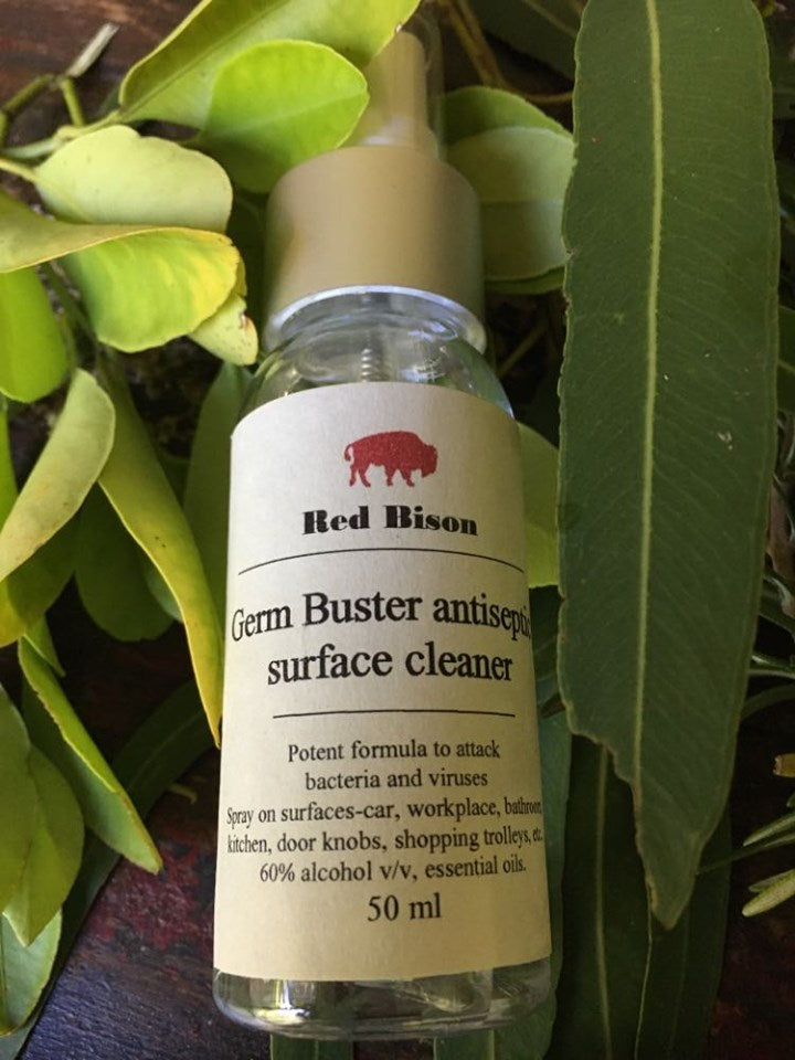 Red Bison Germ Buster Surface Cleaner 6 pack
