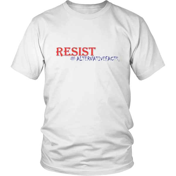 RESIST #AlternativeFacts
