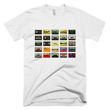 """Tapes"" Tee"
