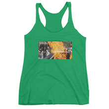 "Women's ""Fed Up"" tank top"