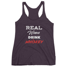 "Women's ""Real Women"" tank top"