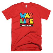 """Super Way Life Bros"" tee"
