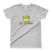 "Women's ""Queen of All Trades"" tee"