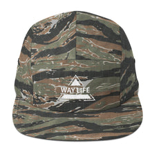 """Way Life"" Five Panel Cap"