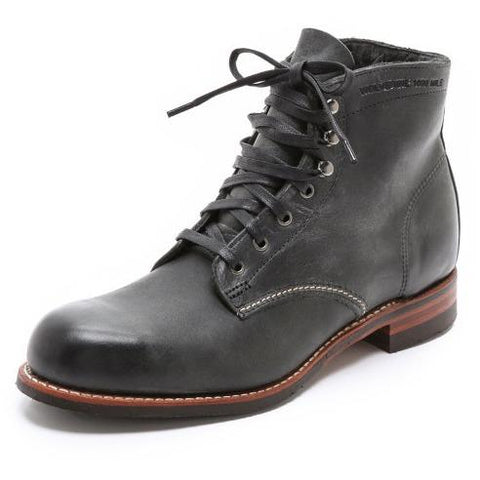 Wolverine Morley 1000 Mile Boot Black