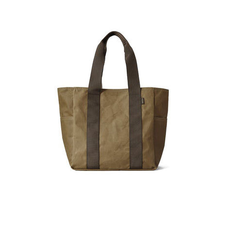 Filson Medium Grab 'N' Go Tote 70390 Dark Tan/Brown