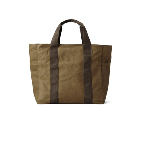 Filson Large Grab 'N' Go Tote 70391 Dark Tan/Brown
