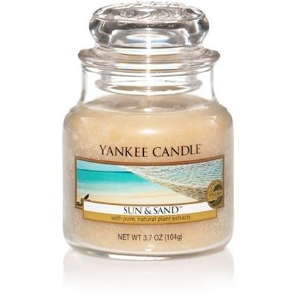 Yankee Candle Small Jar - Sun/Sand