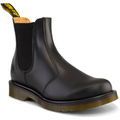 DR.MARTENS Chelsea boot 2976 Black Smooth R11853001