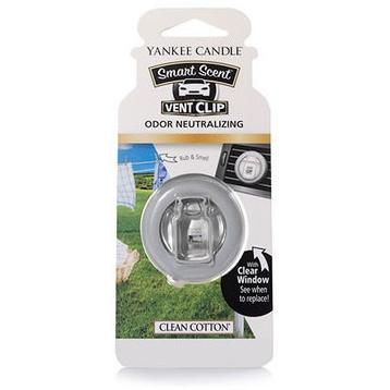 Yankee Candle Car Vent Sticks - Clean Cotton