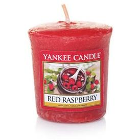 Yankee Candle Sampler - Red Raspberry