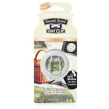 Yankee Candle Car Vent Clip - Picnic in the Park