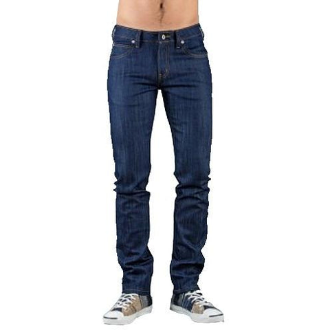SuperSkinnyGuy Natural Indigo Power Stretch