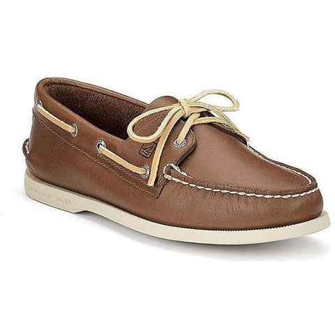 Sperry Men AO 2-EYE BOAT SHOE Tan 0532002