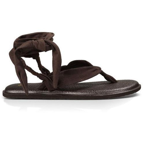 SANUK Yoga Slinged up Heather Brown