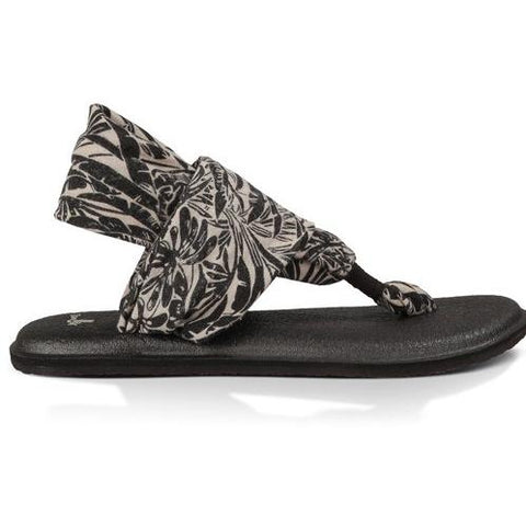 SANUK Yoga Sling 2 Prints Black White