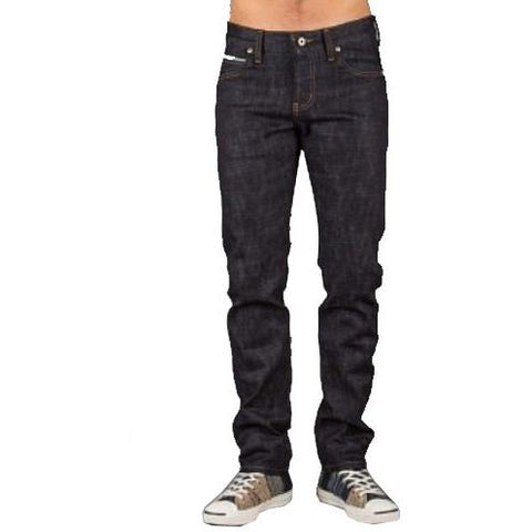 SuperSkinnyGuy Slub Stretch Selvedge 019640