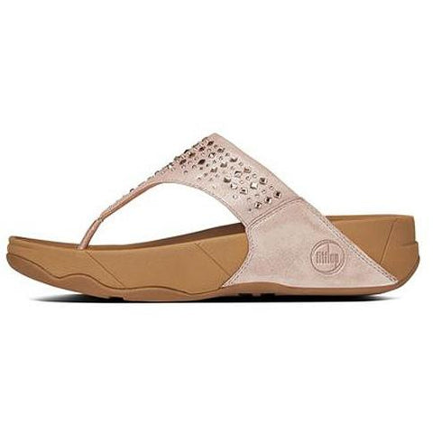 FITFLOP Novy in Suede Nude 507-137